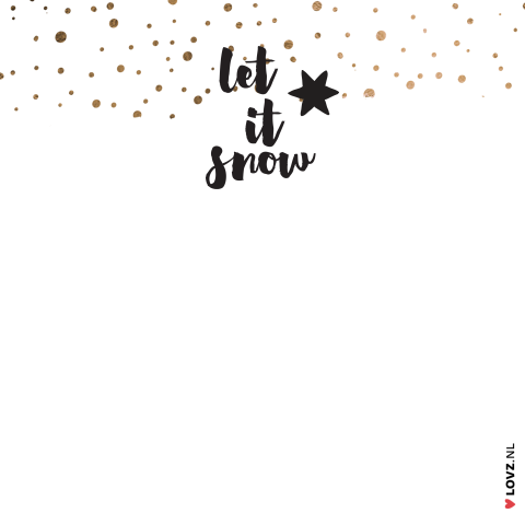Foto hout design kerstkaart koper dots en brush fonts