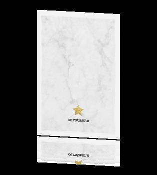 menukaarten communie zelf maken