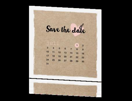 save the date kaarten - lovz